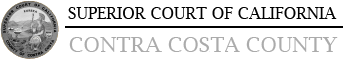 Contra Costa County Superior Court Logo